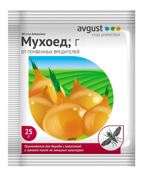 Инсектицид мухоед