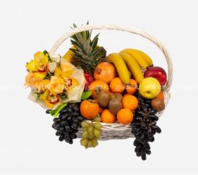 "Корзина с фруктами ""Фруто-Рай"""